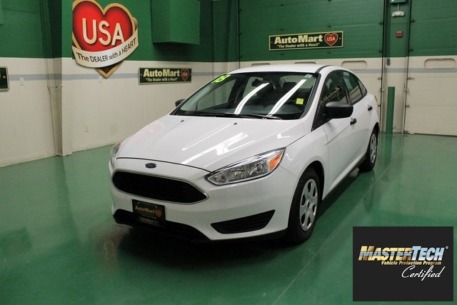 Certified Pre Owned  Ford Focus S