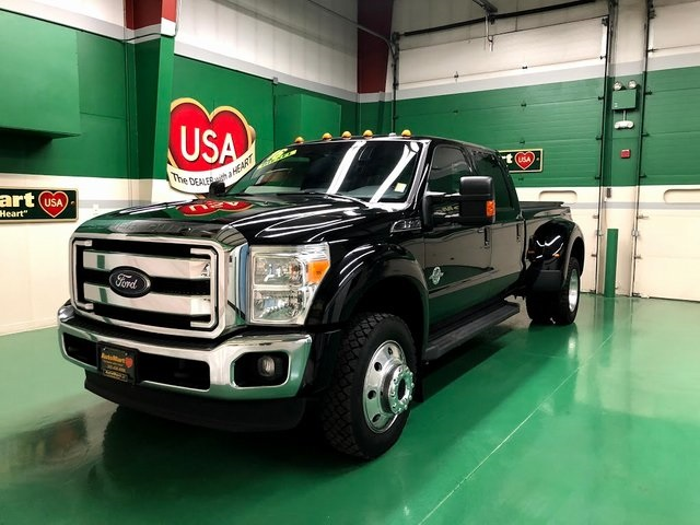Pre-Owned 2016 Ford F-450SD Lariat