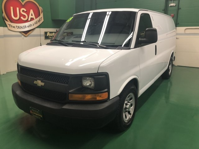 Pre-Owned 2013 Chevrolet Express 1500 Work Van