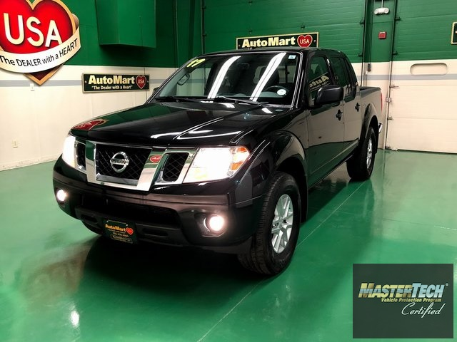 Certified Pre Owned 2017 Nissan Frontier Sv