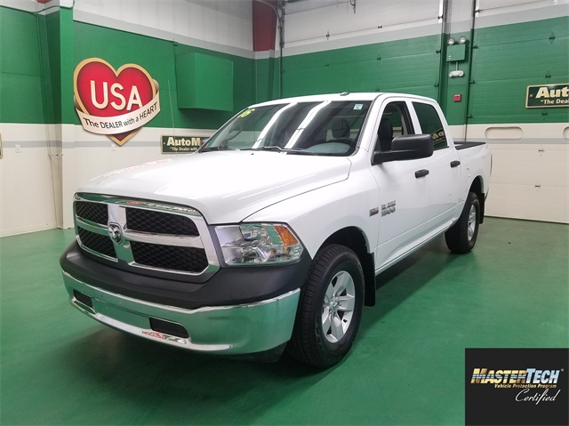 Certified Pre Owned 2016 Ram 1500 Tradesman