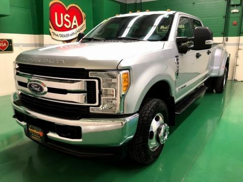 Certified Pre-Owned 2017 Ford F-350SD XLT