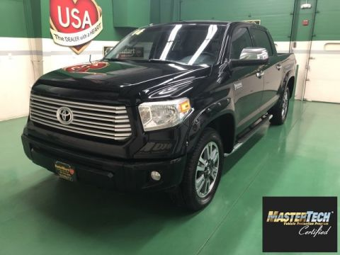 Certified Pre-Owned 2014 Toyota Tundra Platinum